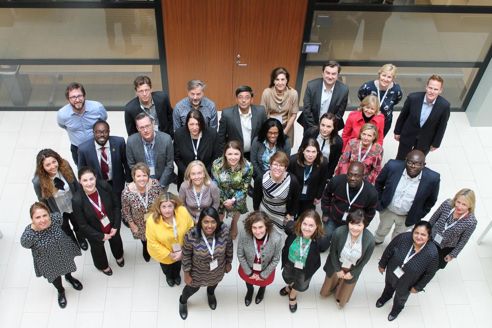 A recent Global Network Summit at Yale SOM.